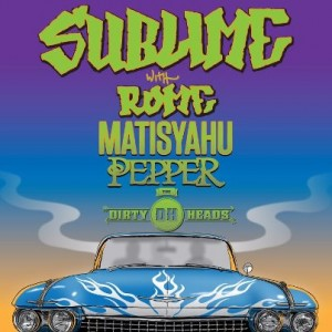 Sublime with Rome, Matisyahu, Pepper & The Dirty Heads-Gexa Energy Pavilion