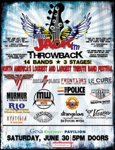 jackfmthrowbackbands Gexa Energy Pavilion