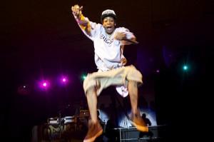 Under The Influence Of Music Tour Wiz Khalifa & ASAP Rocky-Gexa Energy Pavilion