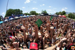 Vans Warped Tour - Dallas, Texas