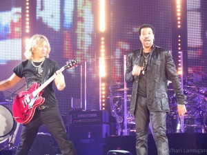 Lionel Richie and CeeLo Green-gexaenergypavilion