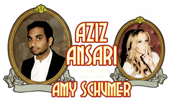 The Oddball Comedy & Curiosity Festival: Aziz Ansari & Amy Schumer