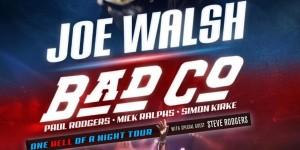 Bad Company & Joe Walsh