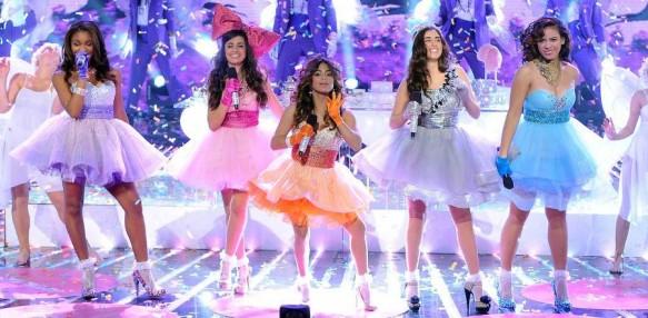 Fifth Harmony gexa energy pavilion